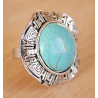 Bague Turquoise 20 Country Western