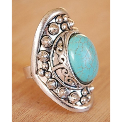 Bague Turquoise 28 Country Western