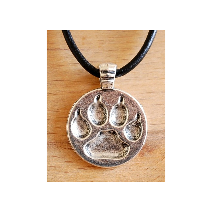 Pendentif Patte d'Ours Country Western