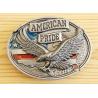 Boucle de Ceinture Aigle American Pride Country Western Cowboy