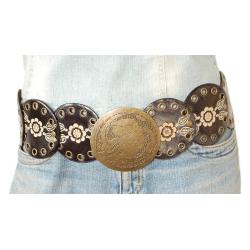 acc28a53108 ceinture franges country femme