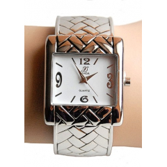 Montre Bracelet Country Argenté - Country Western