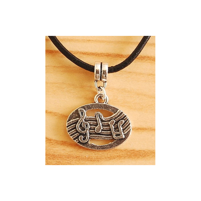 Pendentif Partition Musique Country Western