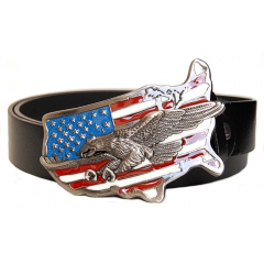Ceinture Country Western Aigle et USA
