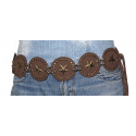 Ceinture Femme Concho Etoile Country Western