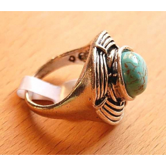 Bague Turquoise C Country Western