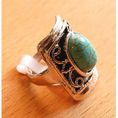Bague Turquoise D Country Western
