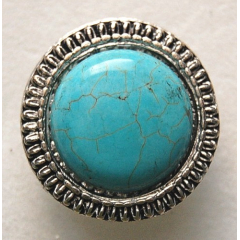 Bague Turquoise 11 Country...