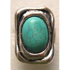Bague Turquoise 15 Country Western