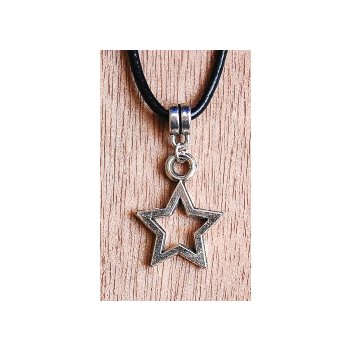 Pendentif Etoile Star Country Western