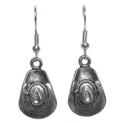 Boucles d'oreilles Chapeaux...