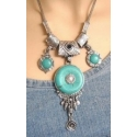 Colliers Turquoise